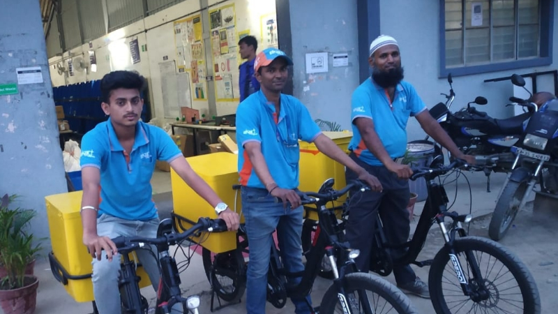 Flipkart Electric Vehicles e-Bikes