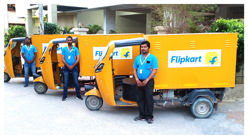 Flipkart Electric Mobility Electric Vehicles