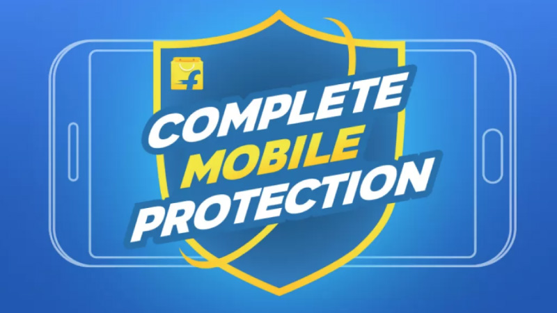 Flipkart's Complete Mobile Protection – it's like insurance for your mobile phone!