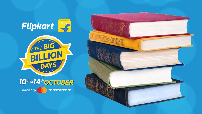 The ultimate Big Billion Days reading list – get the best reads on sale!