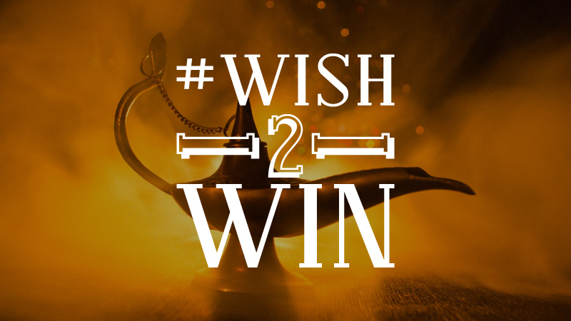 #Wish2Win – Contest Winners, Instagram your story… and win more!