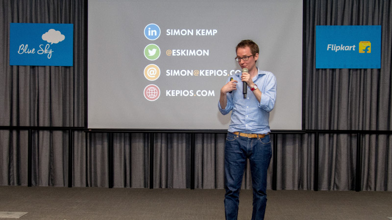 Simon Says, Let's Talk Digital – Leveraging data to create value for customers