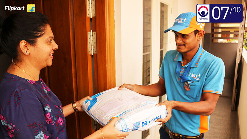 FairWork Foundation ranks Flipkart top 'Fair Work' employer in India