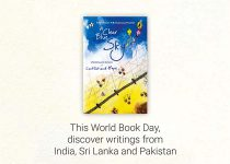 This World Book Day, pick up A Clear Blue Sky for a spark of hope