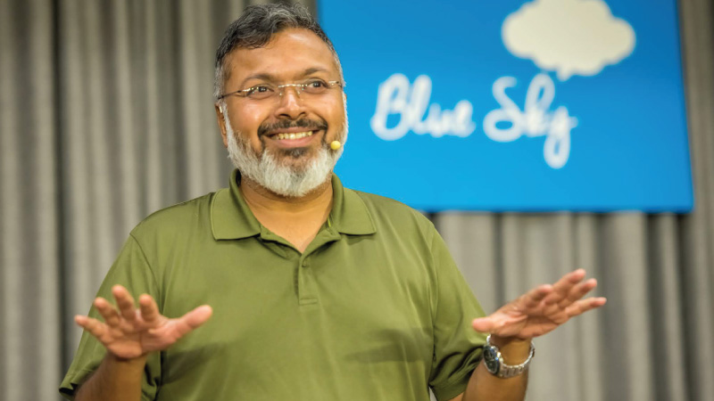 Flipkart Blue Sky Talks - Devdutt Pattanaik - Faith