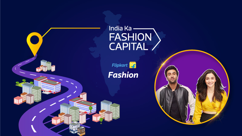 Dressing up India – The story behind Flipkart's India Ka Fashion Capital campaign