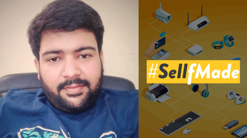 #SellfMade: When tragedy struck, he became a Flipkart Seller to support his family