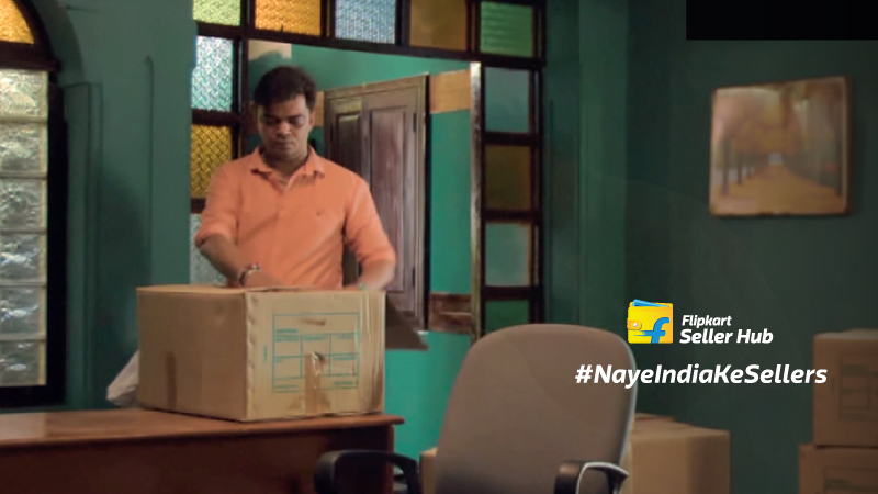 This homesick entrepreneur found his way back home with Flipkart