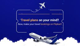Flipkart Ixigo Book Flights with SuperCoins
