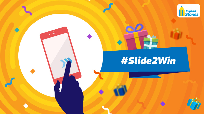 #Slide2Win – Slide and get it right!