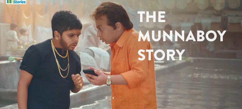 Flipkart munnabhai ad