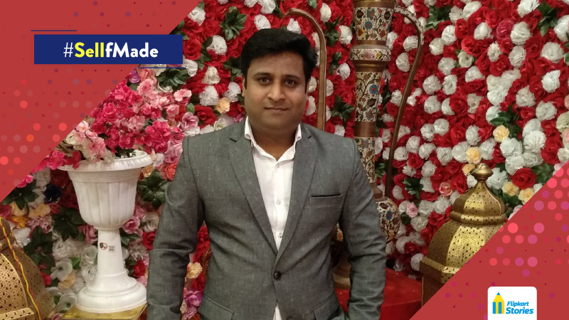 #Sellfmade – How this Flipkart seller adapted to the COVID-19 crisis and found an incredible way to help his customers!