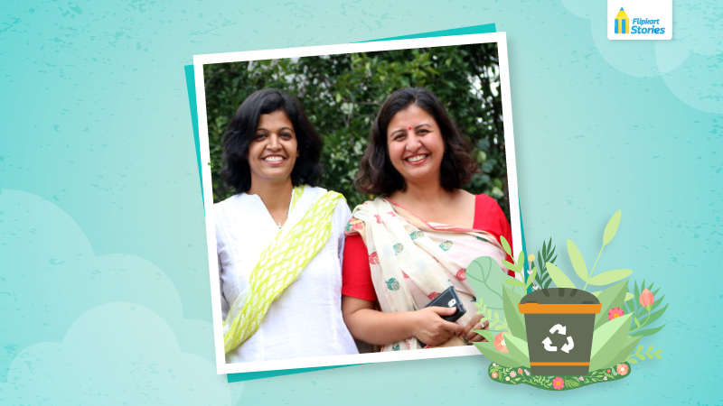 The StoneSoup story: This Flipkart Samarth partner makes sustainability easy & helps women earn a living!