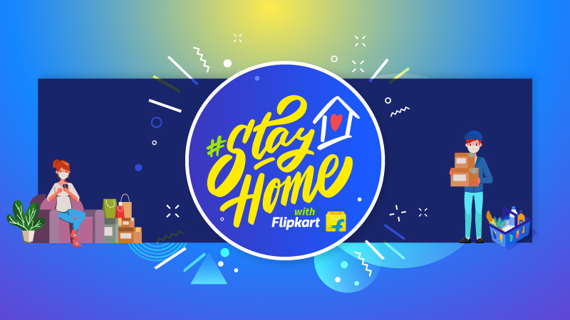 #ContestAlert: Tell us your #StayHomeWithFlipkart story and win!