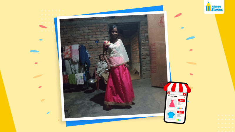 In Assam, a happy customer says Flipkart enables access to better products for his family