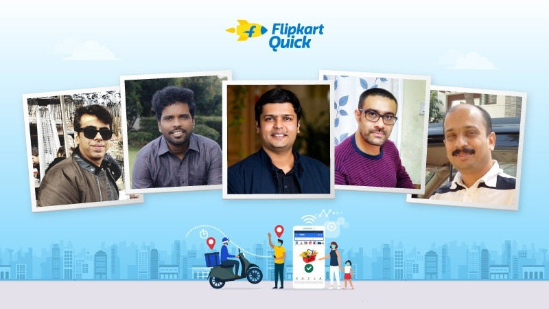 Flipkart Quick leverages local partnerships & power of e-commerce to keep the #CustomerFirst