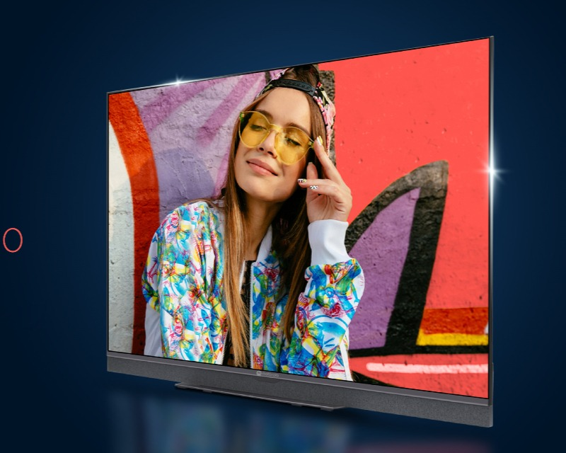 The first Android 10.0 Smart TV in India – Motorola Revou Series