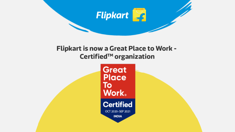 What makes Flipkart a Great Place to Work®?