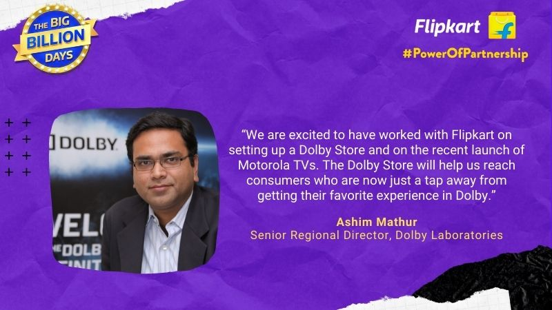 Power Of Partnership - Dolby