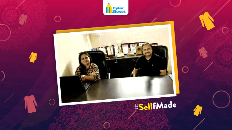 Stronger together – This husband-wife duo achieved their greatest milestone as Flipkart sellers!