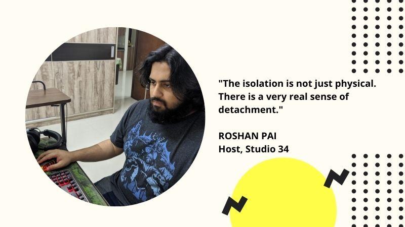 Flipkart Stories Storytellers 2020 Roshan Pai