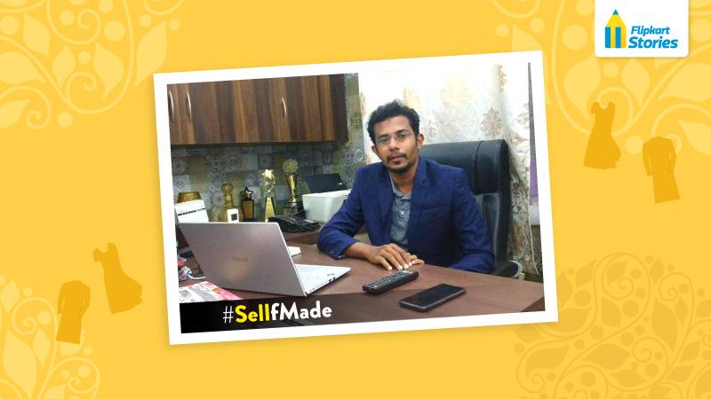 'Flipkart is more desi!' This globetrotting techie turned Flipkart seller to fulfil his dreams
