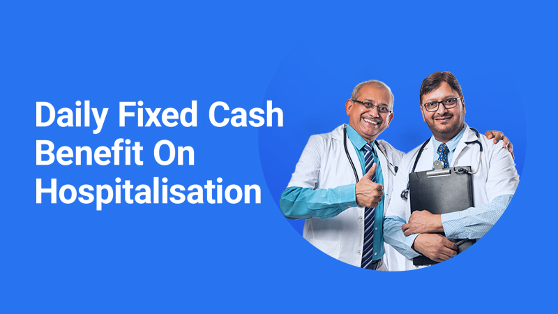 Manage incidental expenses during hospitalization without worry with Hospicash