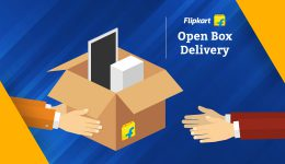 Open-box-delivery
